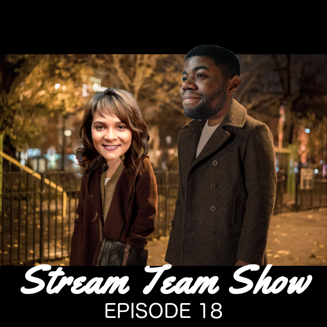 Stream Team Show 018 Cover