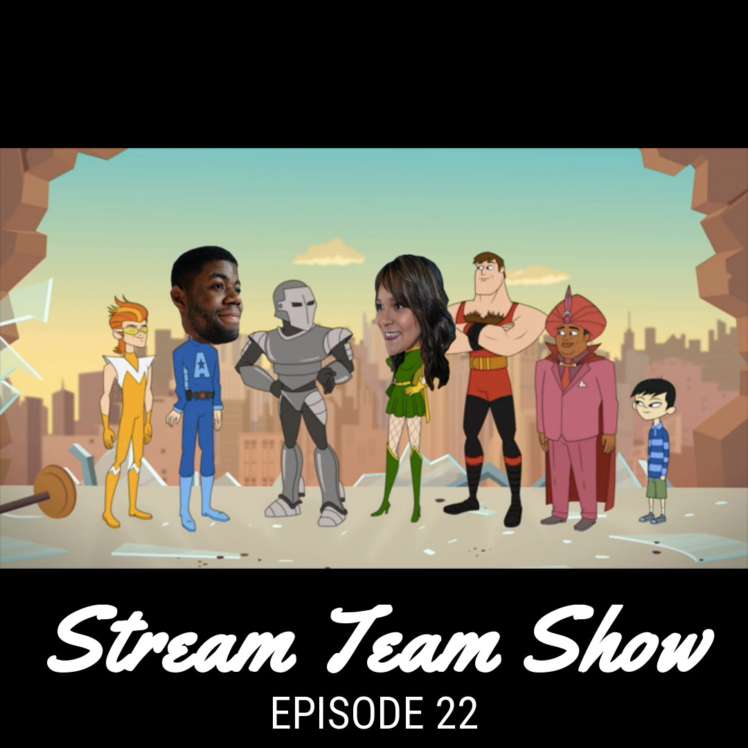 Stream Team Show 022 Cover