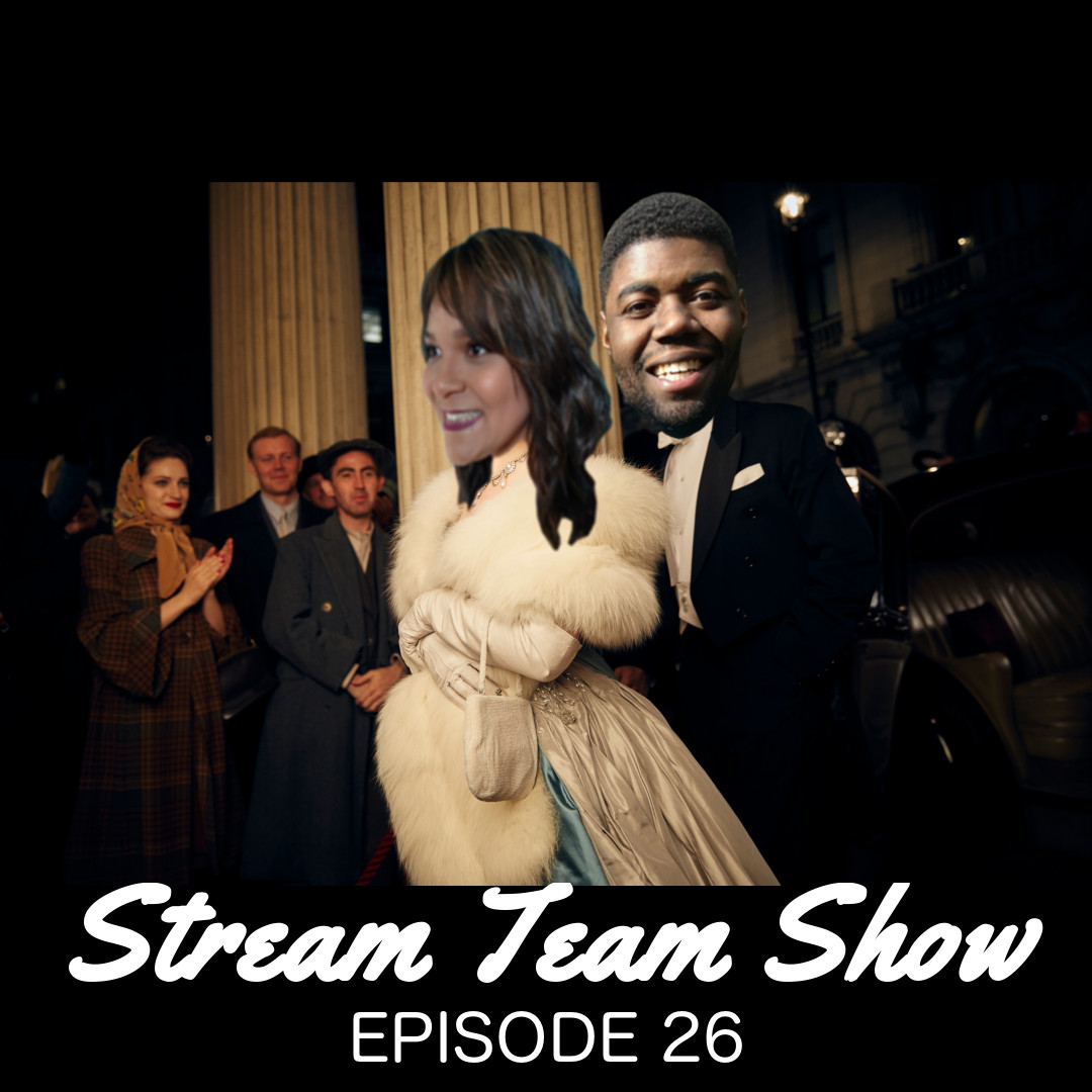 Stream Team Show 026 Cover