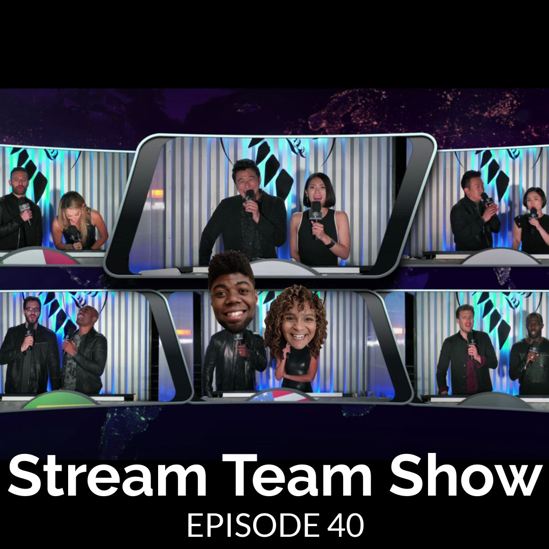 Stream Team Show 040 Cover