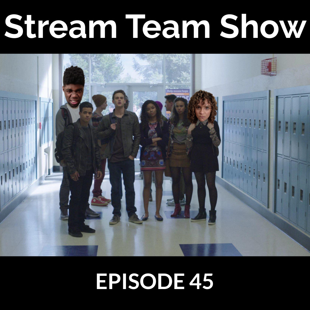 Stream Team Show 045 Cover