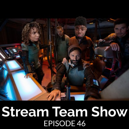 Stream Team Show 046 Cover