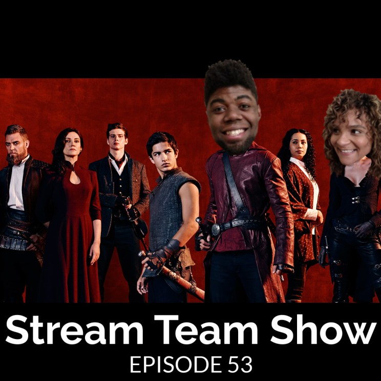 Stream Team Show 053 Cover