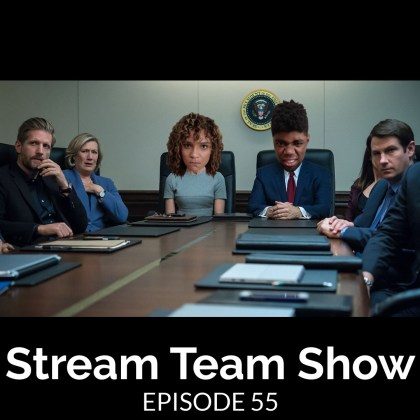 Stream Team Show 055 Cover
