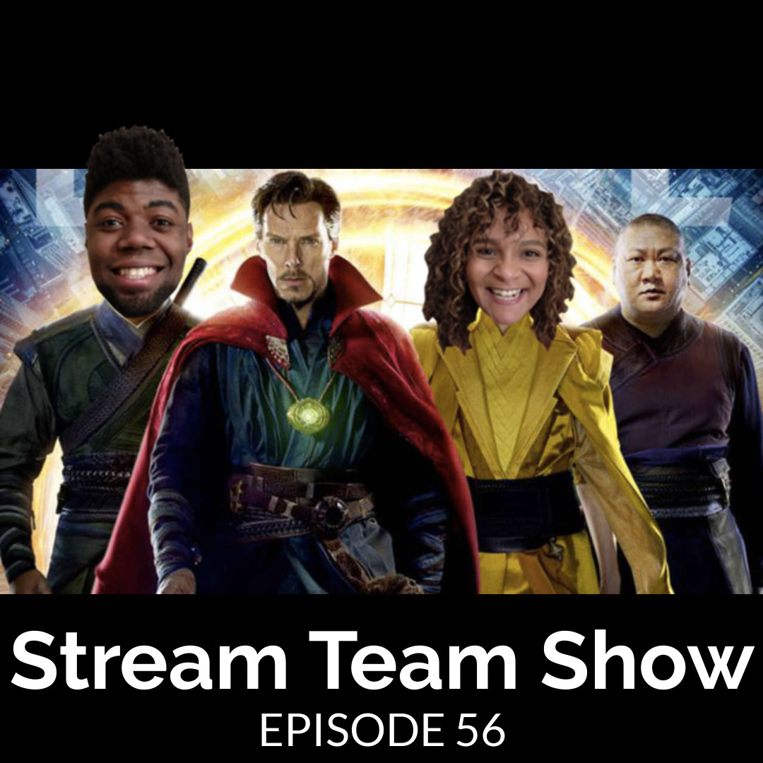 Stream Team Show 056 Cover