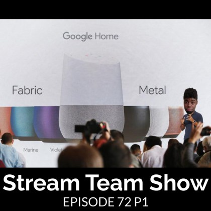 Stream Team Show 072 Part 1 Cover