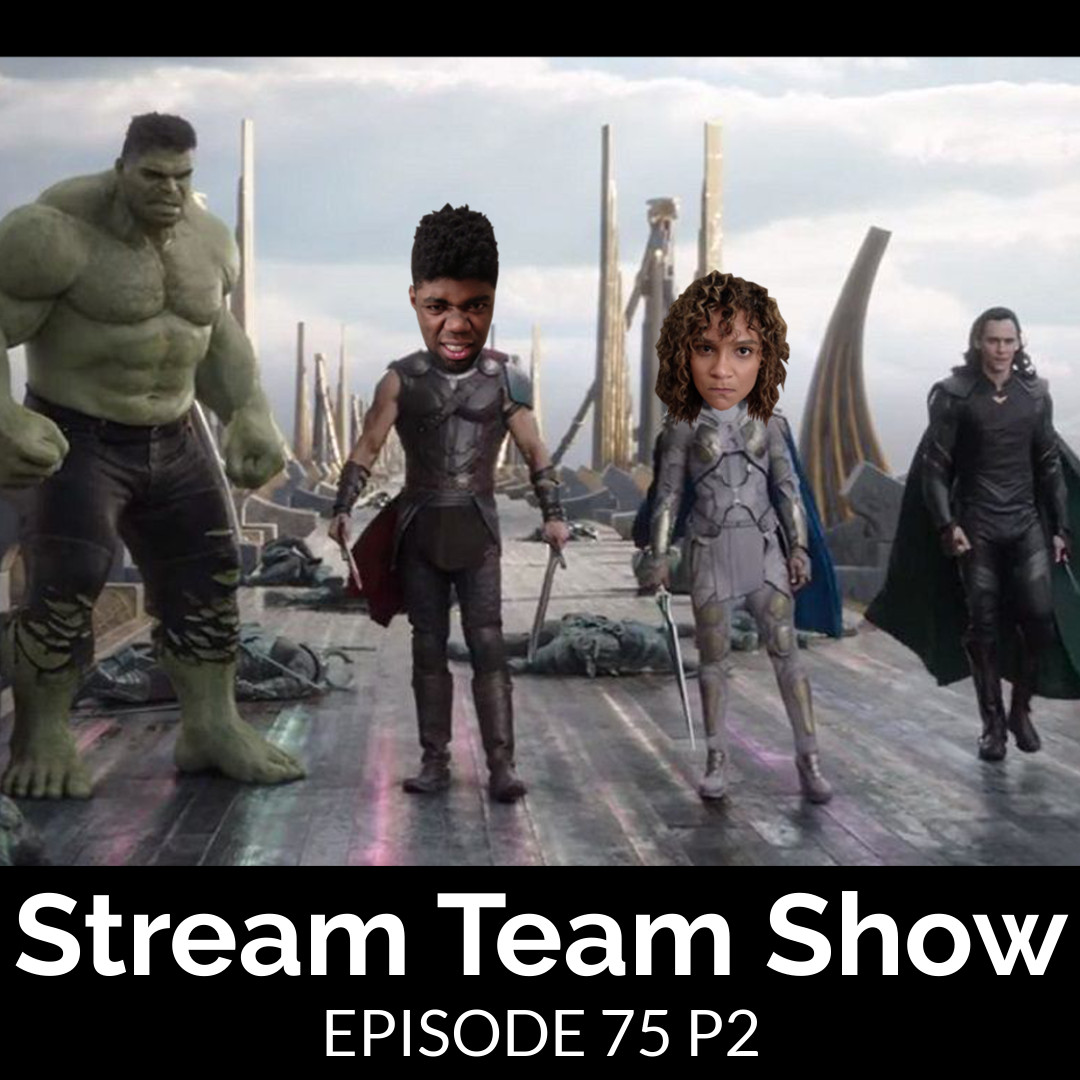 Stream Team Show 075 Part 2 Cover