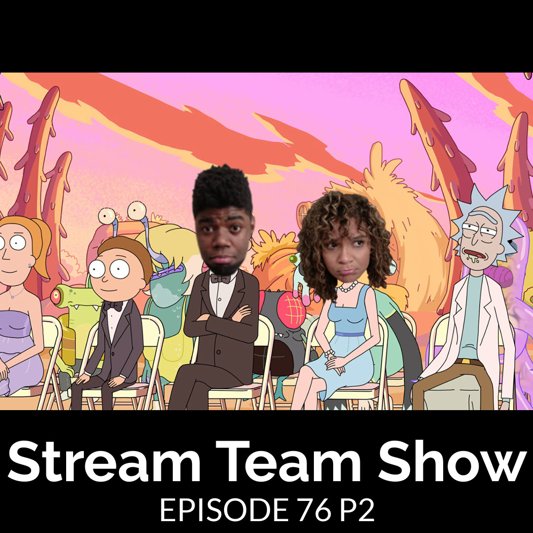 Stream Team Show 076 Part 2 Cover