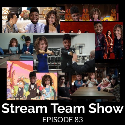 Stream Team Show 083 Cover