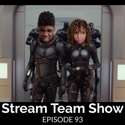 Stream Team Show 093 Cover