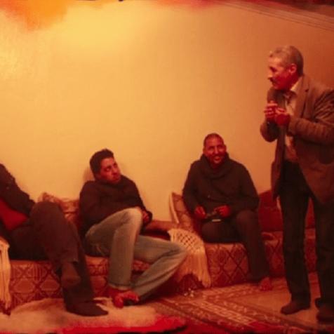 messaggi dal sahara
