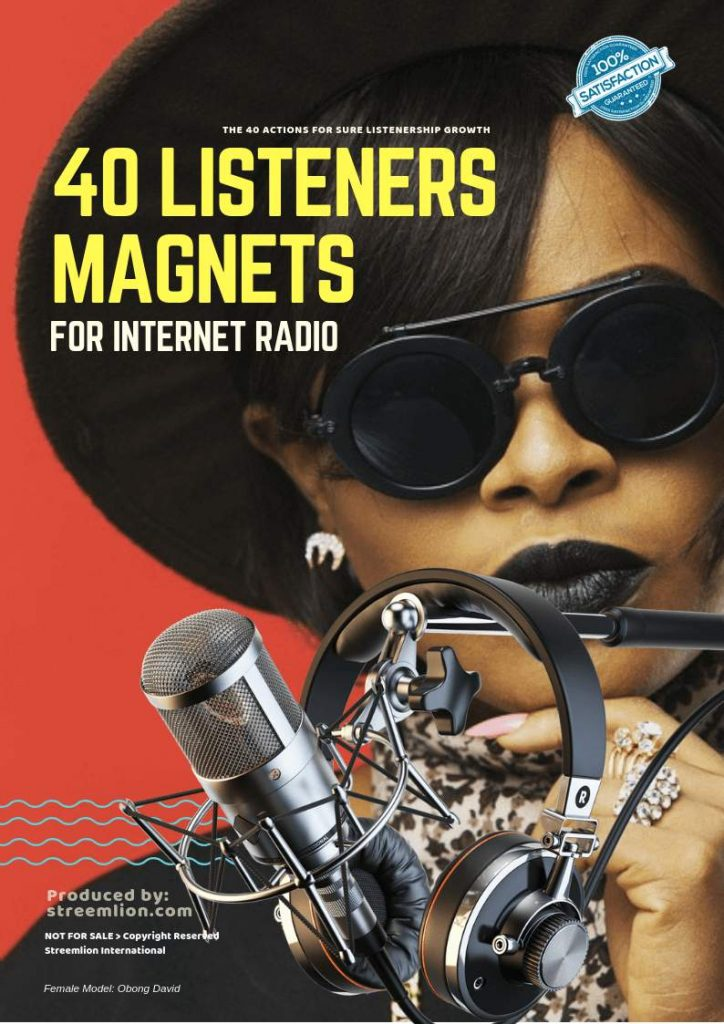 40 Ways To Get Listeners For Your Radio