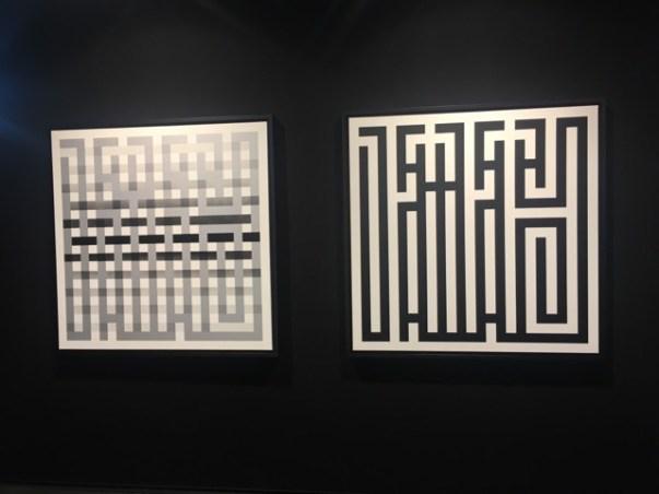 Artiste L'Atlas Galerie lilloise Cédric Bacqueville - Stand E500