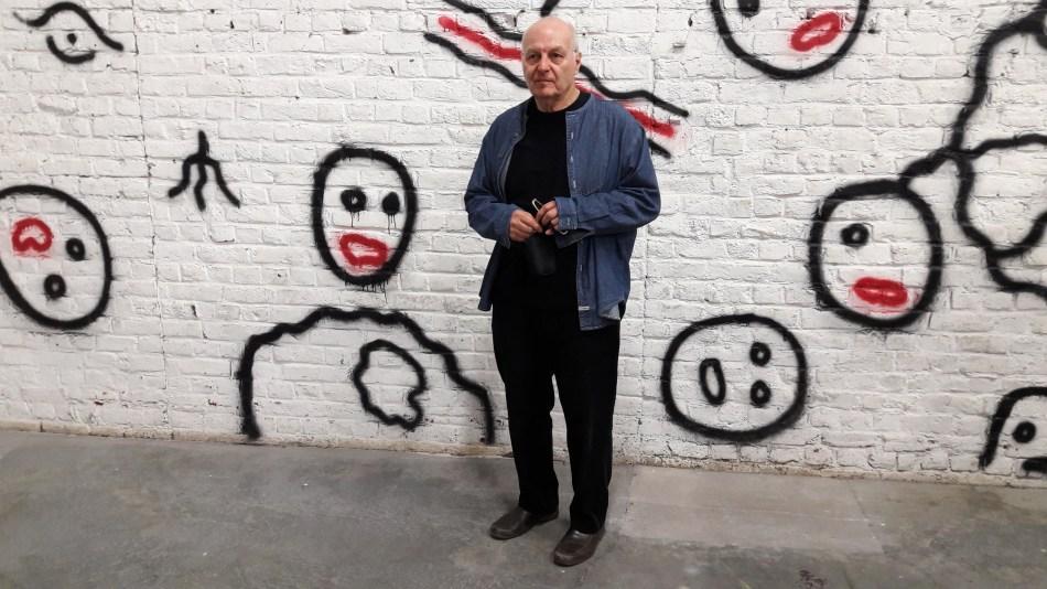 Gérard Zlotykamien investit les rues parisiennes dès 1963