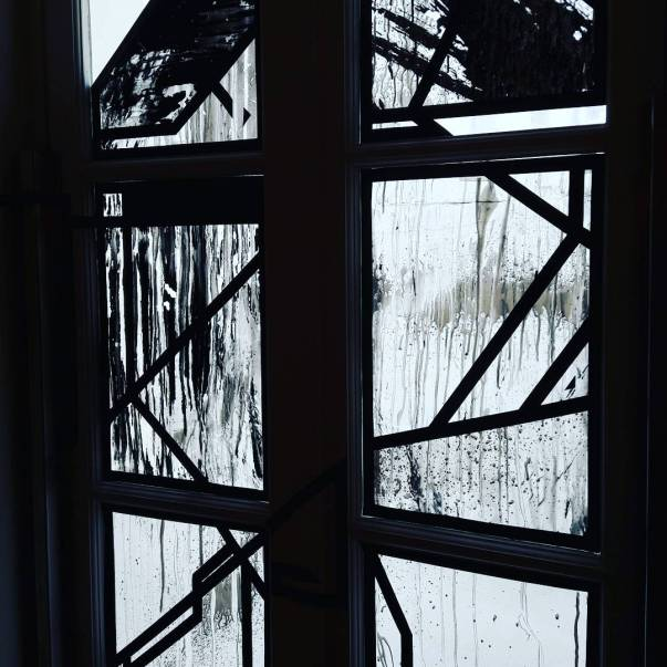 Fenêtre revisitée par Lek & Sowat
