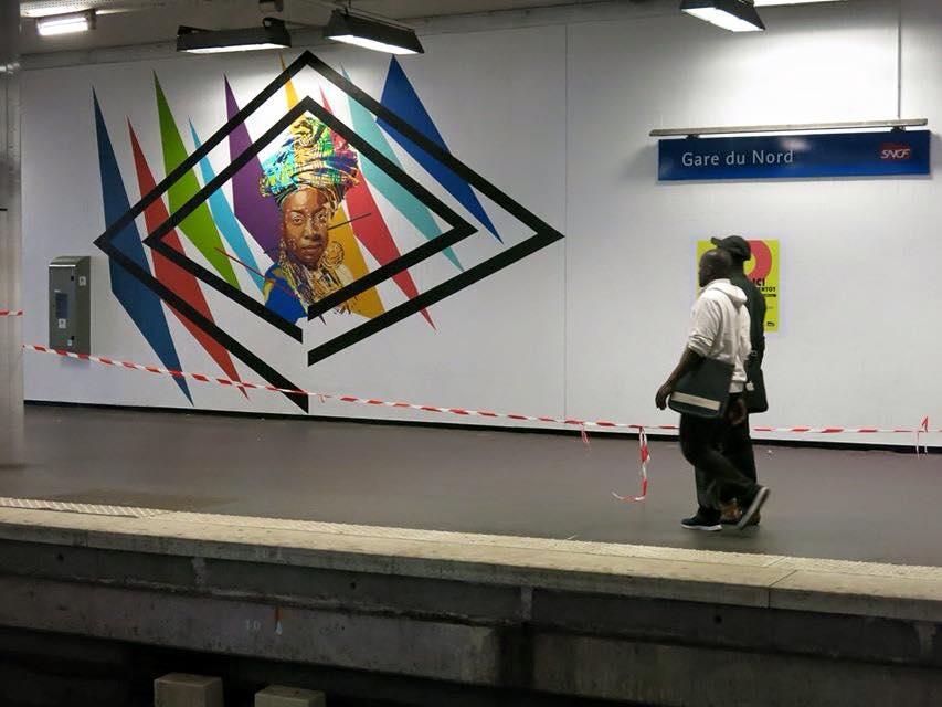 BTOY Gare du nord