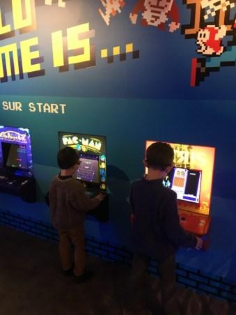 My Game Is - Invader - Musée en Herbe