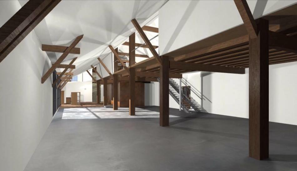 musée espace intérieur - crédit photo MAUSA