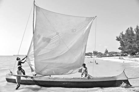 Photo originale de Fred Atax à Madagascar