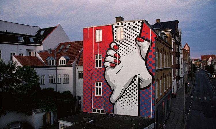 CHIFUMI KROHOM falling love - Horsens, Danmark