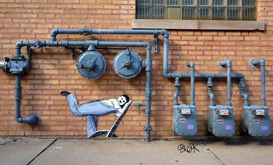 Street Art Cinema Ou L Histoire Urbaine Du 7eme Art Dans Un Livre Streep