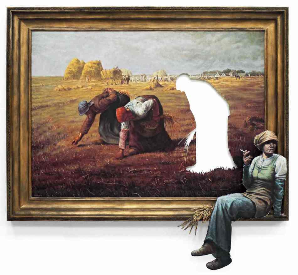 Banksy_Gleaners bon format