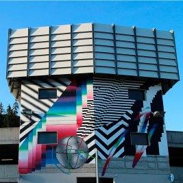 Felipe Pantone, Vision Art festival 2015 ©VAF