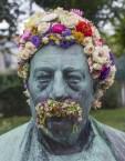 L'artiste floral belge Geoffroy Mottart ©Streep