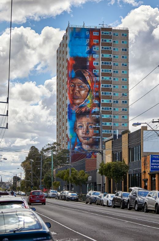 Melbourne 3 crédit Nicole Reed