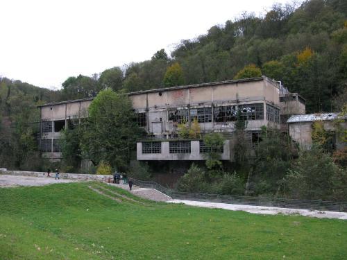 La friche industrielle Dyant à Vienne ©Neven Planchon