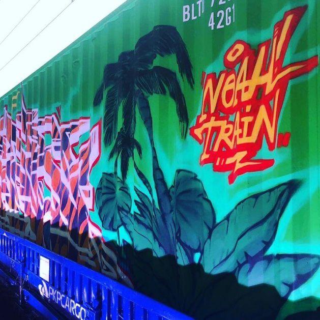 Rail Freight Forward