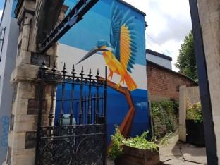 Annatomix, Upfest, Bristol, 2018 @Streep