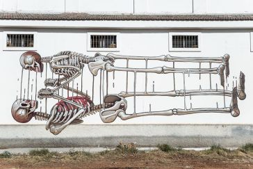 Nychos, 2019, Espagne ©Nychos