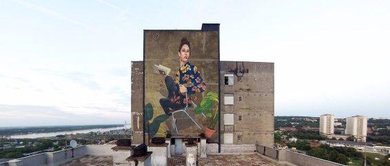 Artez, Belgrade, Serbie, 2019 ©Artez