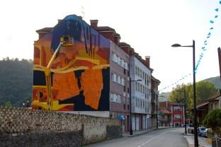 Matth Velvet, Parees Festival, Oviedo, Espagne © Miraciaatras et Feralcala