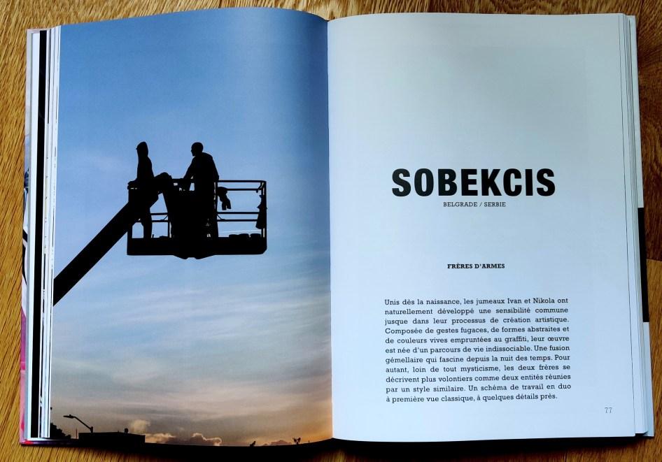Alter Ego, Sobekcis, éditions Alternatives, 2019 ©Streep