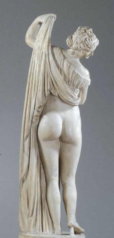 La Vénus callipyge ©Streep