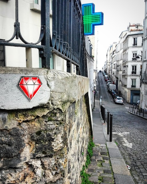 Paris @lediamantaire