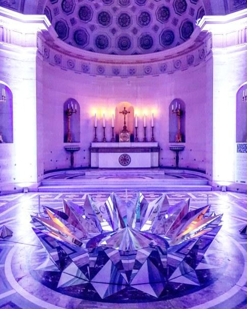 « Des Structures » Chapelle Expiatoire, 2011