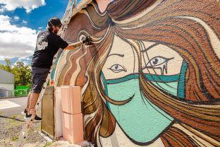 L'autodidacte vichyssois, Renaud Sauzedde, 2-4 rue Georges Brassens ©10èmeartfestival