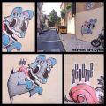 Agrume artwork chien