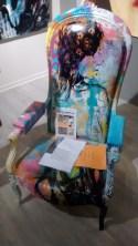 fauteuil custom JMR