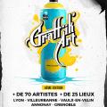 affiche graffik'art festival