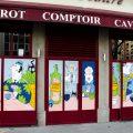 bouda-Café du Peintre - boulevard des Brotteaux