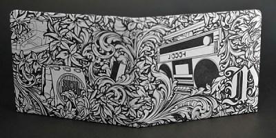 Marcelo Oliveira - Portugal - Paper Wallet Designer Series