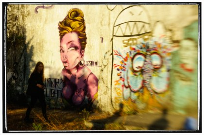 Girls, Miami Street Art