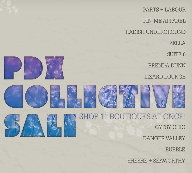 PDX Collective Sale January 22nd & 23rd 2011