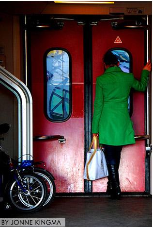Train Entrance - Amsterdam