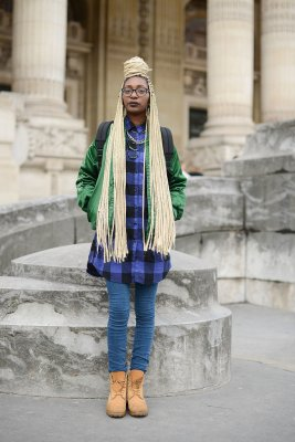 Winter Trends 2015, Paris