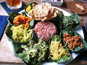 Balinese-Dish